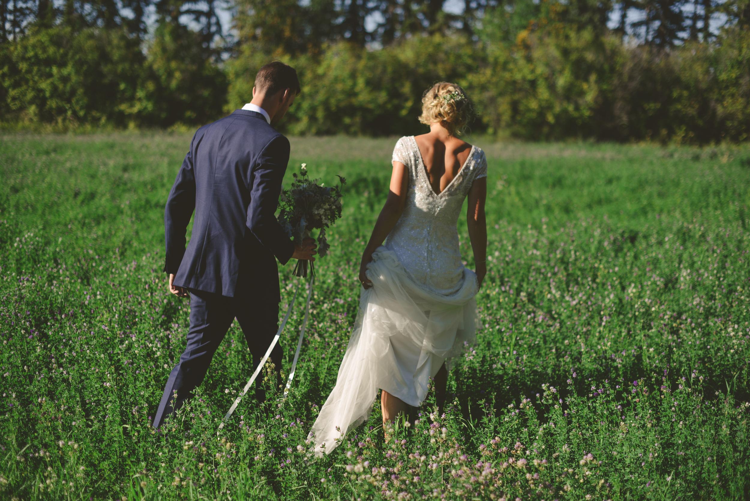 mike & lisa // married
