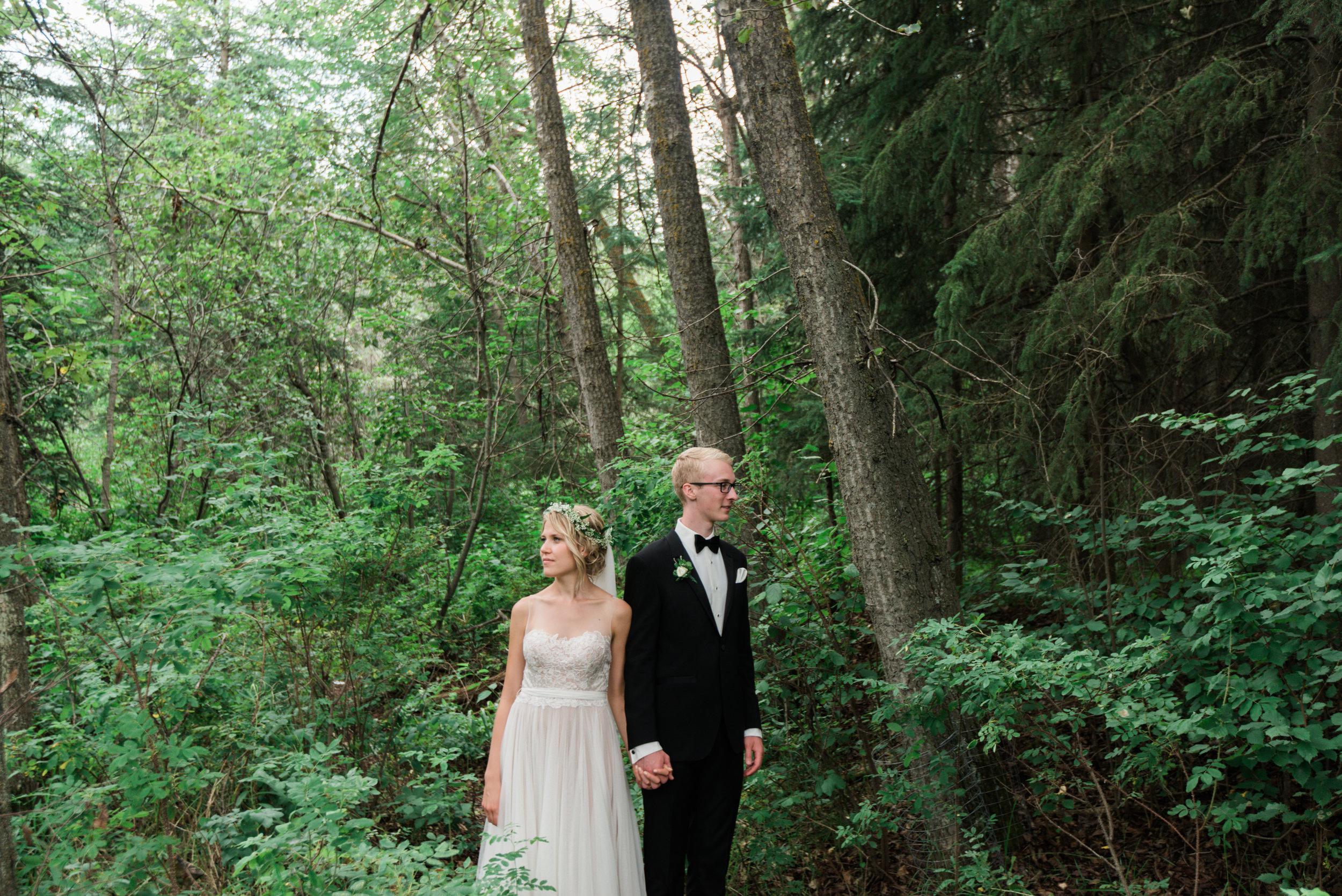 sheldon & amy // married