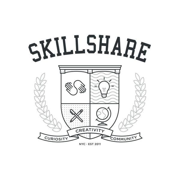 Skillshare Logo Challenge