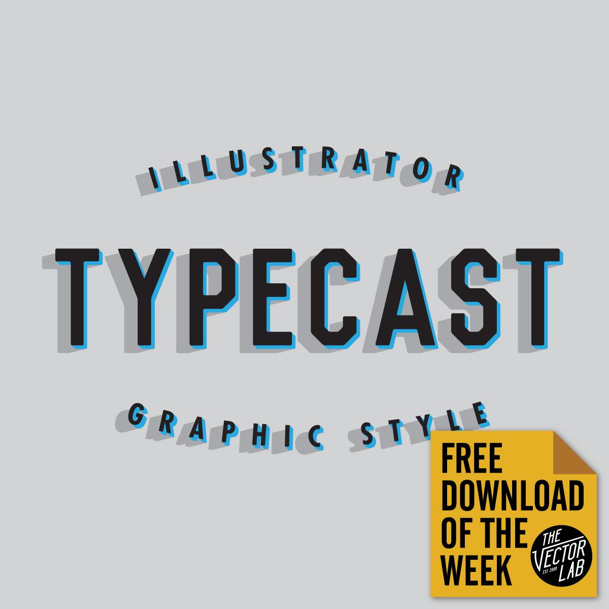 Typecast-Graphic-Style-Illustrator