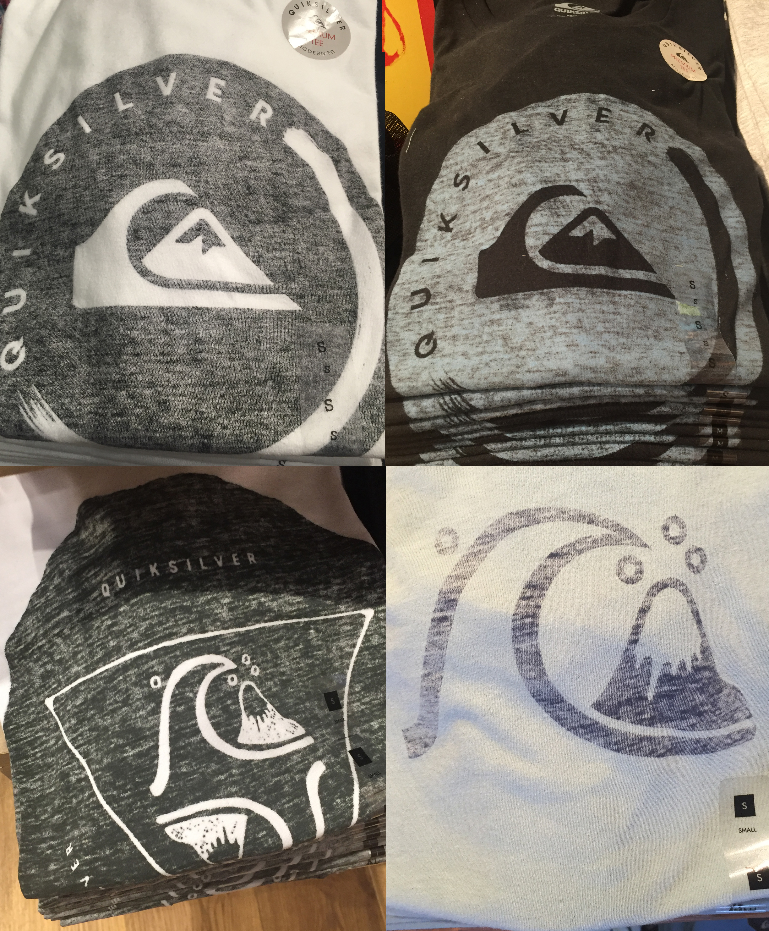 reverse printing t-shirt