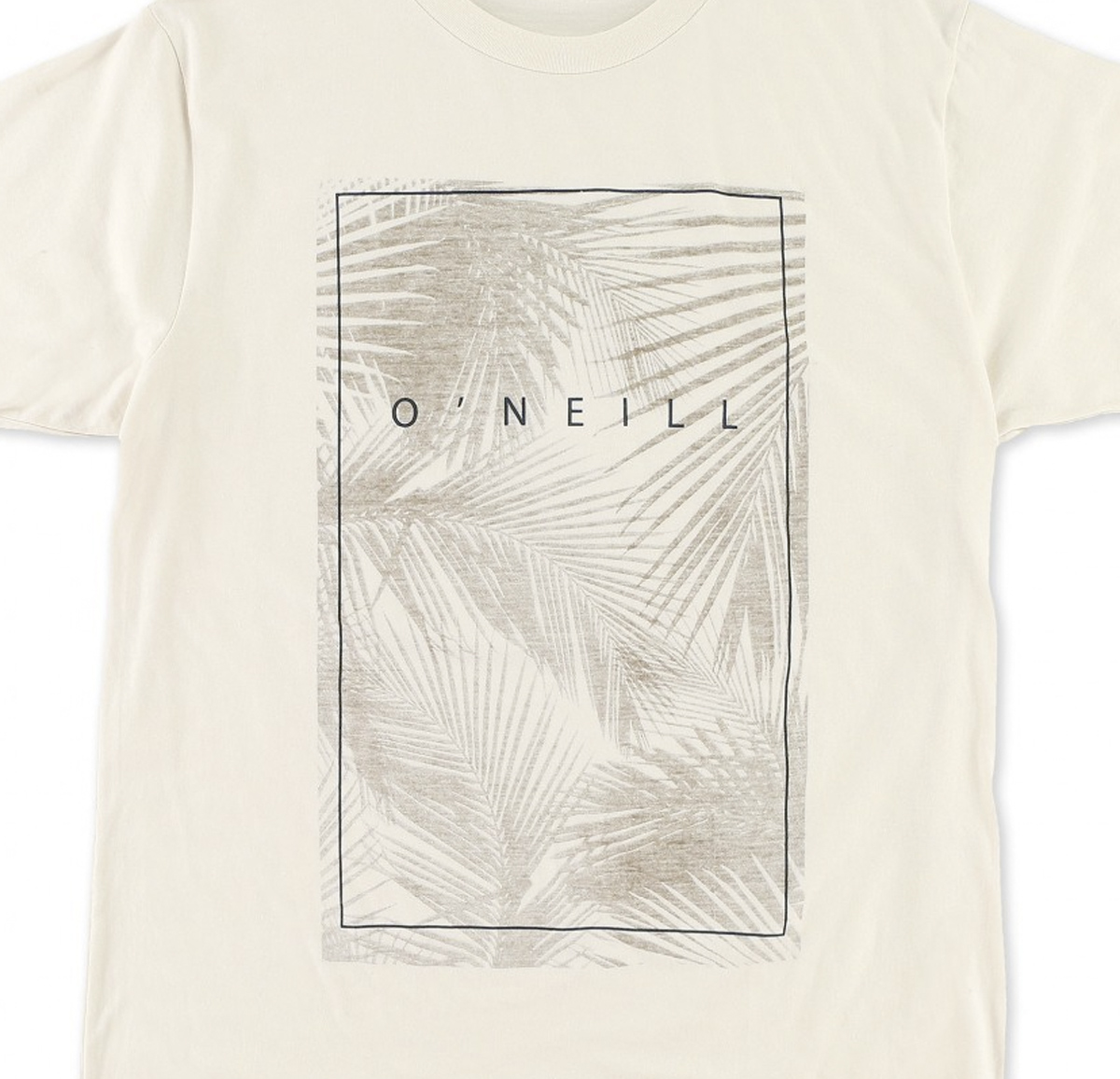 Reverse screen printed t-shirt