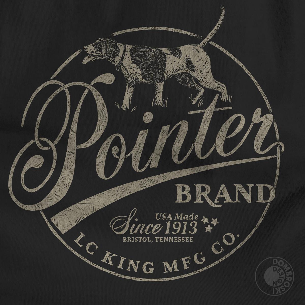 Pointer Brand T-Shirt Design