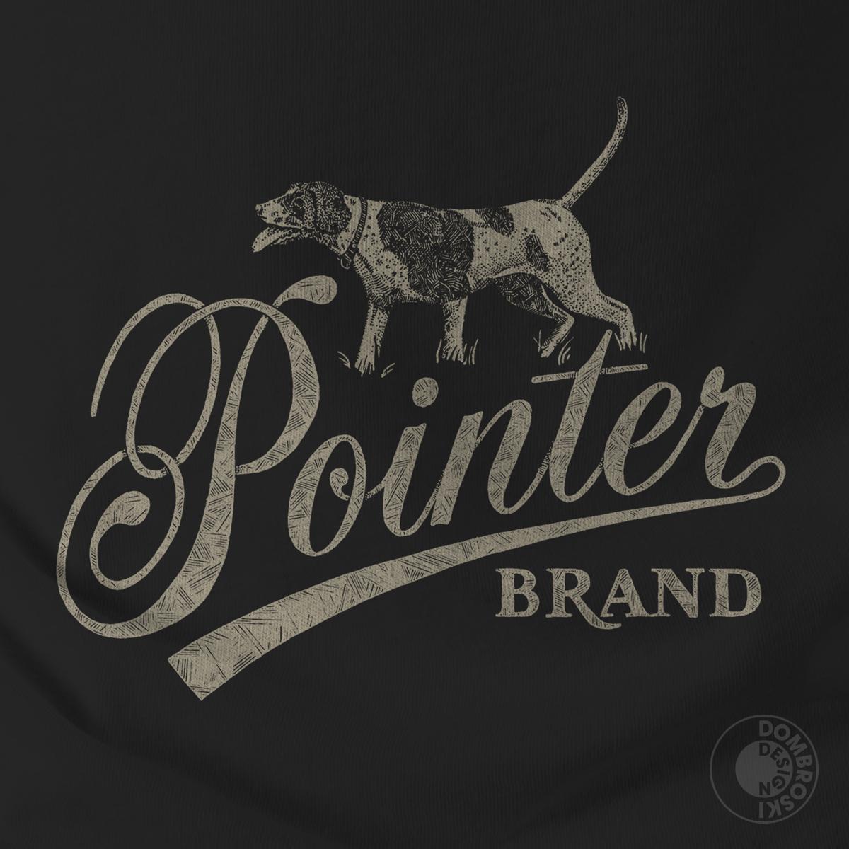 Pointer Brand Front Design