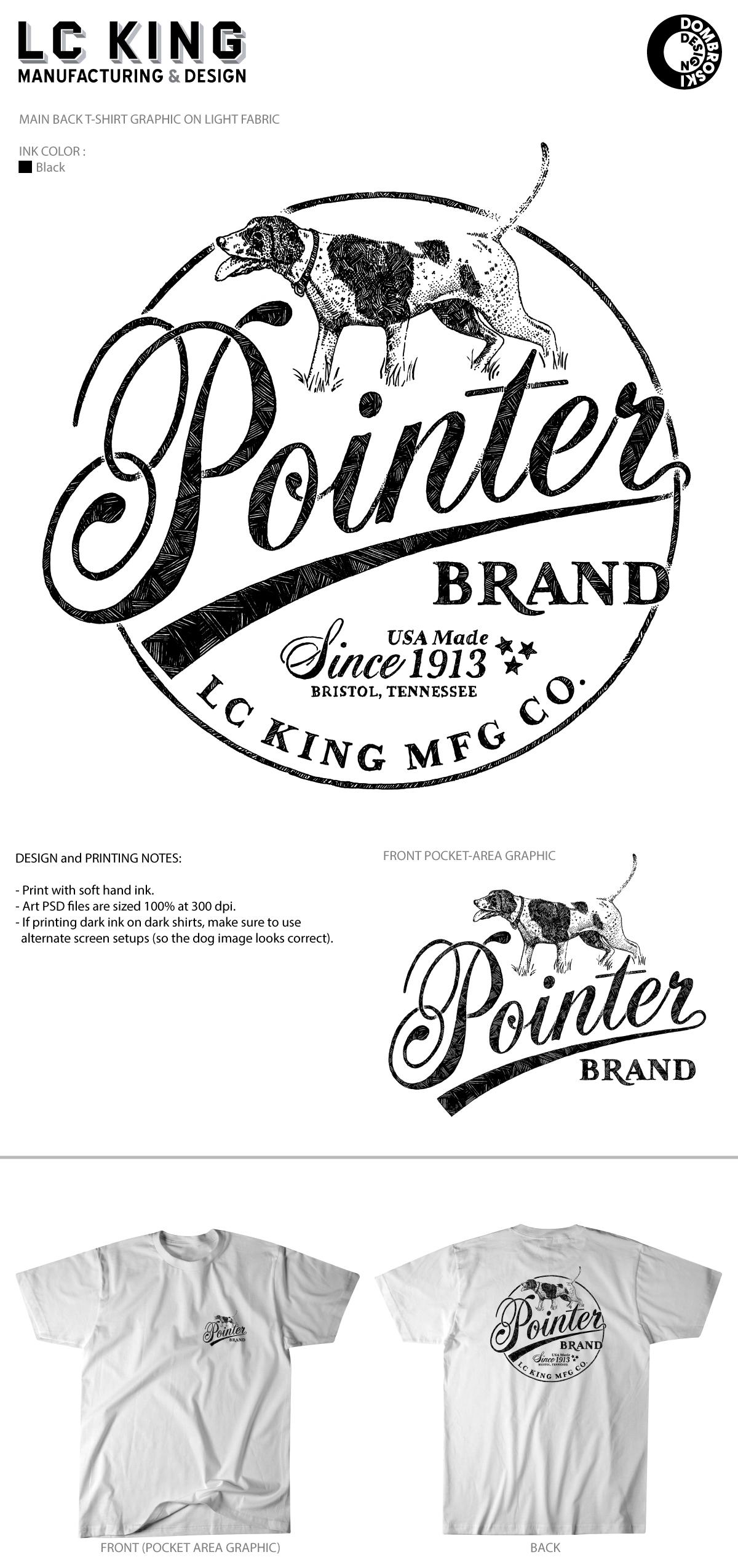 Pointer Brand T-Shirt