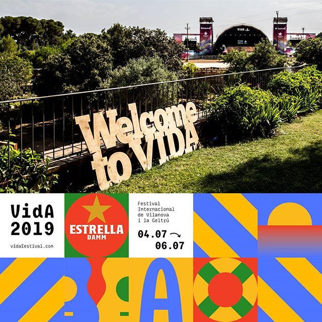 Are you ready for #VidaFestival2019? #vidamorethanafestival  Tickets 🎟️ link bio