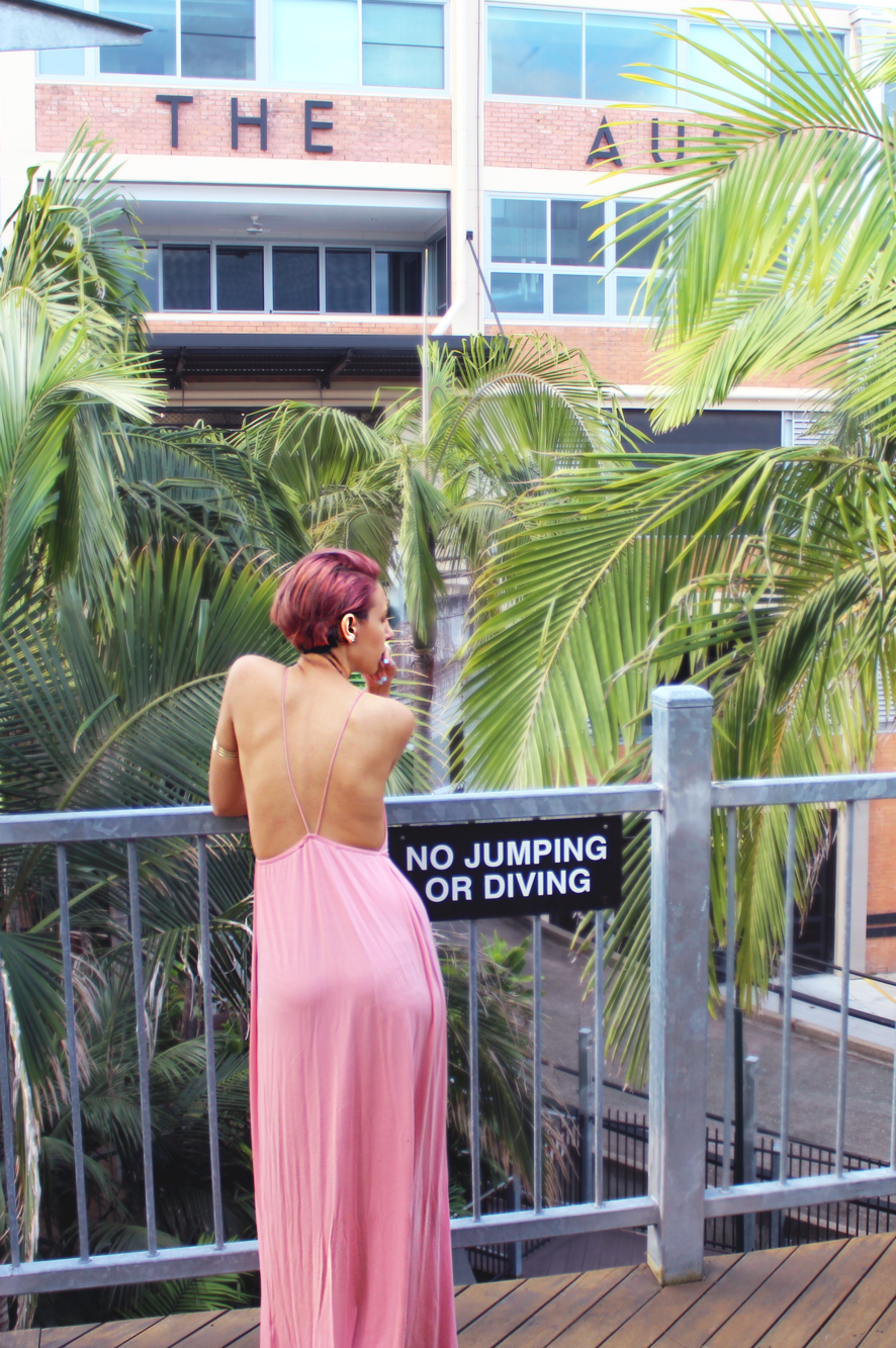 pink-boohoo-low-back-maxi-dress