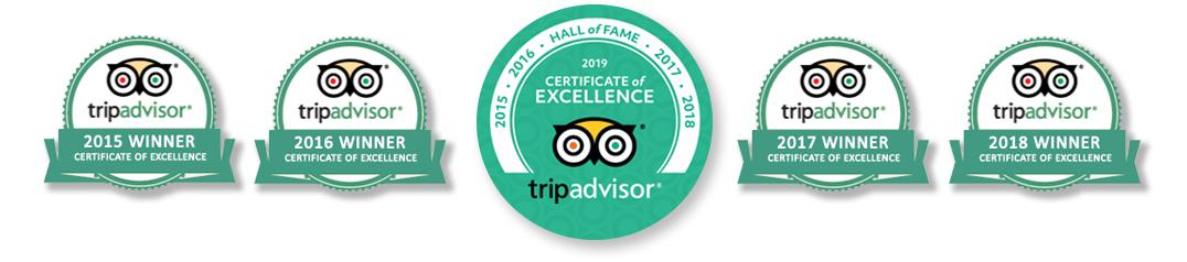 Charleston Photography Tours Trip Advisor Awards