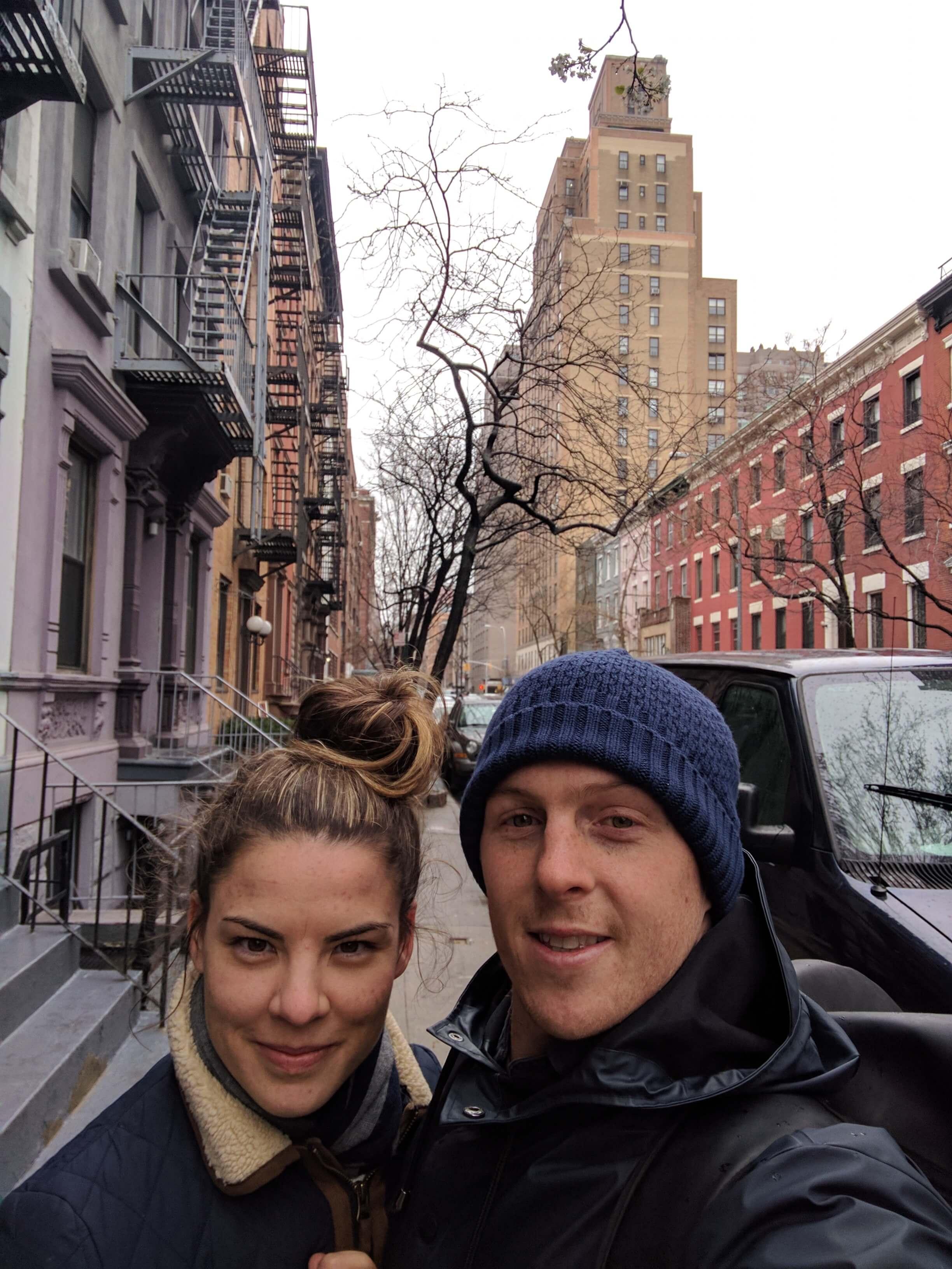 Berleena & Nick West Village