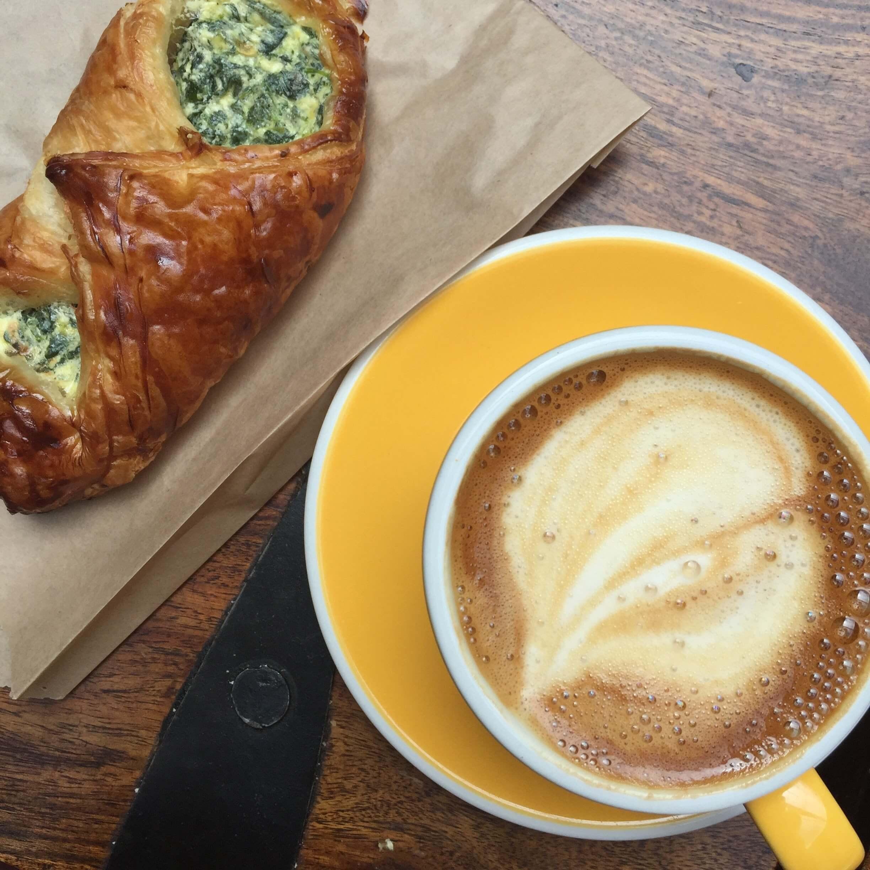 Devoción Coffee and pastry