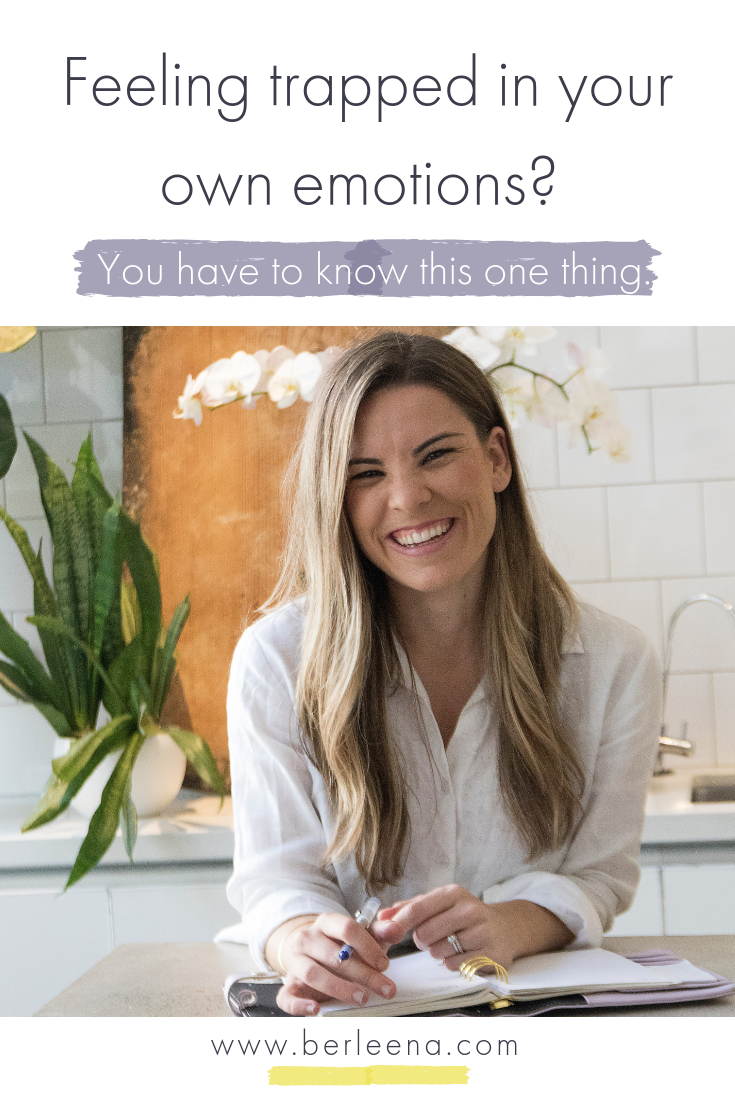 Feeling trapped in your own emotions? Intuitive Eating Coach