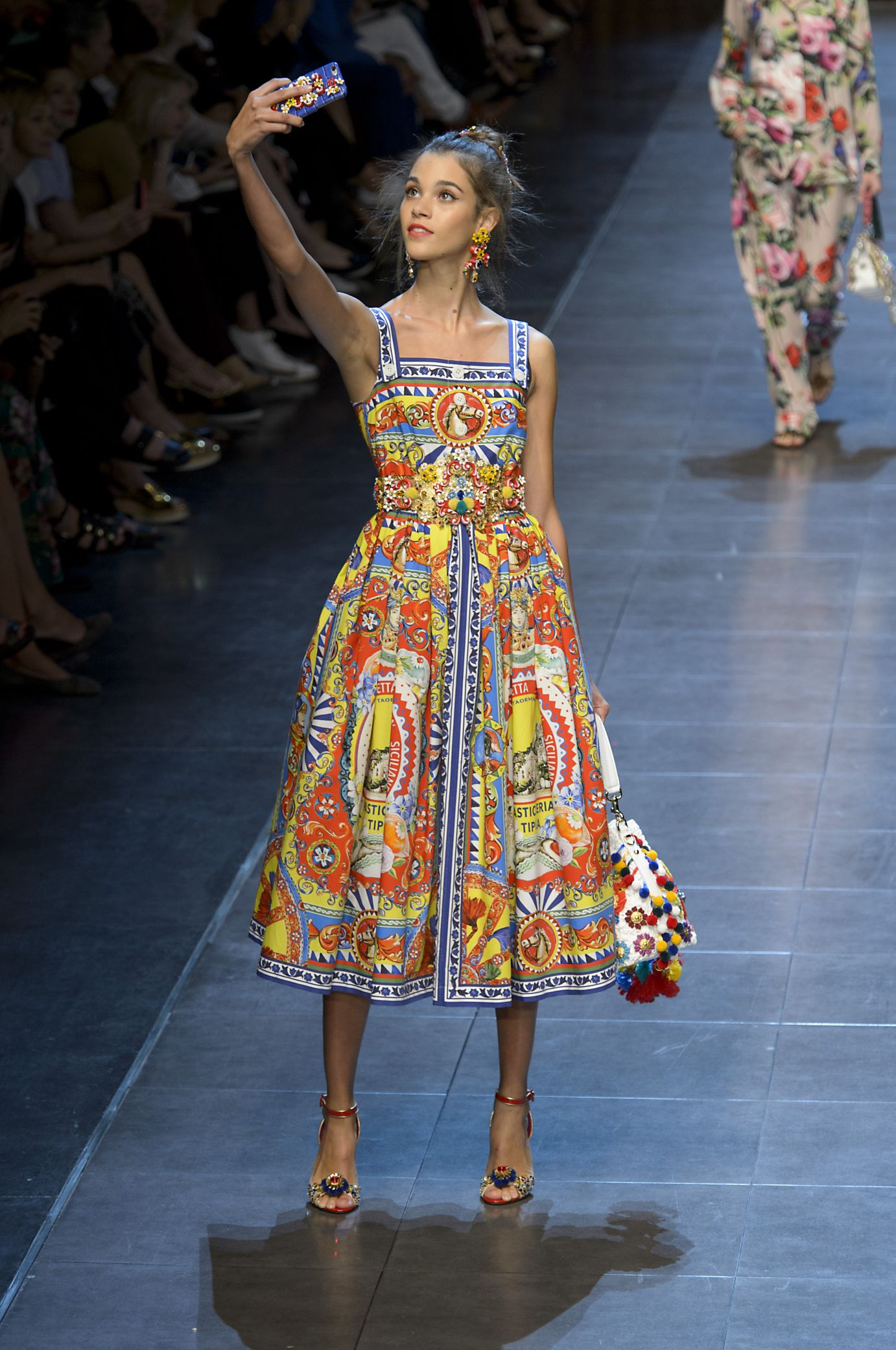 Dolce and Gabbanna SS16 Collection