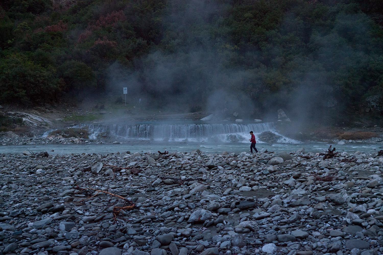 Thermal Waters of Benje Permet, Albania, alketamisja photography, 13 march 2016