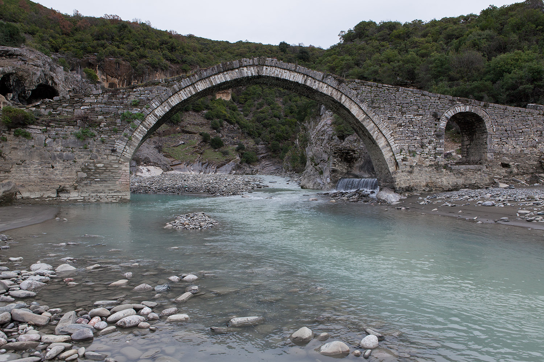 Katiu Bridge, Benje Permet, Albania, alketamisja photography, 14 march 2016
