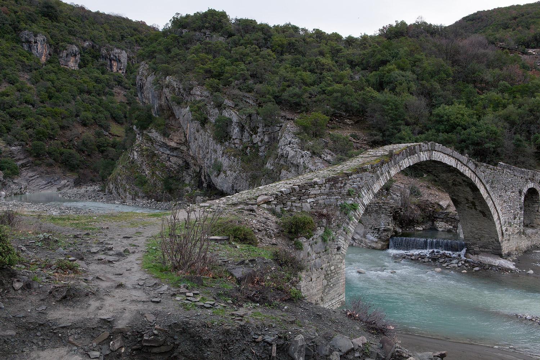 Katiu Bridge, Benje Permet, Albania, alketa misja photography, 14 march 2016