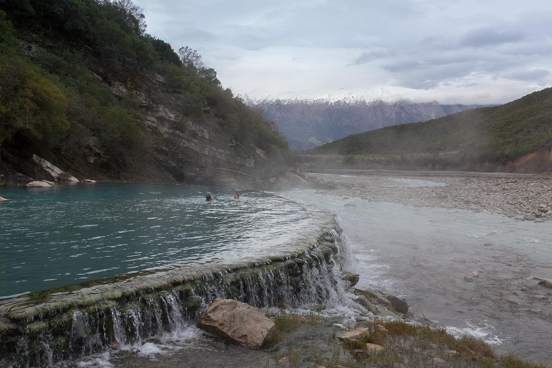 Thermal Waters of Benje Permet, Albania, alketamisja photography, 14 march 2016