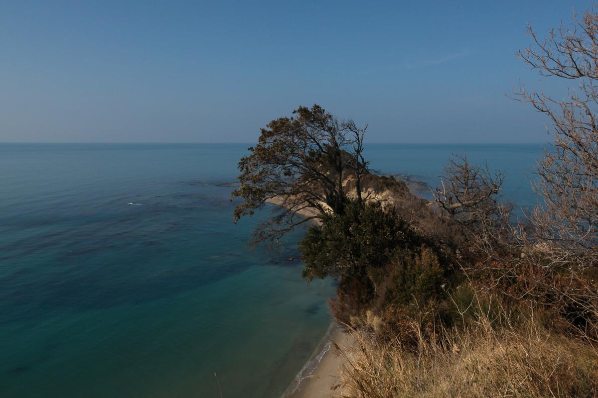 Cape Rodon, Albania, February 2017, alketa misja photography
