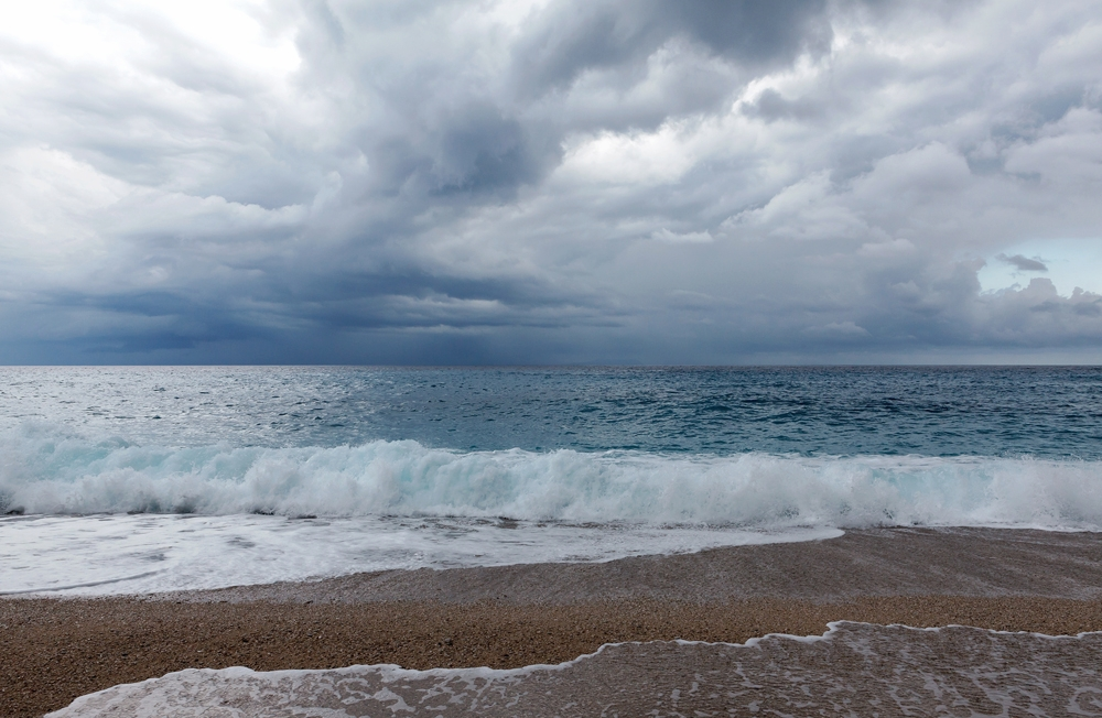 Ionian Sea, Gjipe Albania, Alketa Misja photography, May 2017