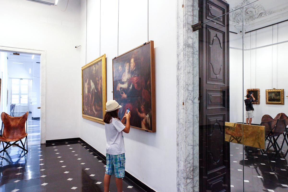Palazzo Bianco, Musei di Strada Nuova, Genoa Italy, alketamisja photography 2016