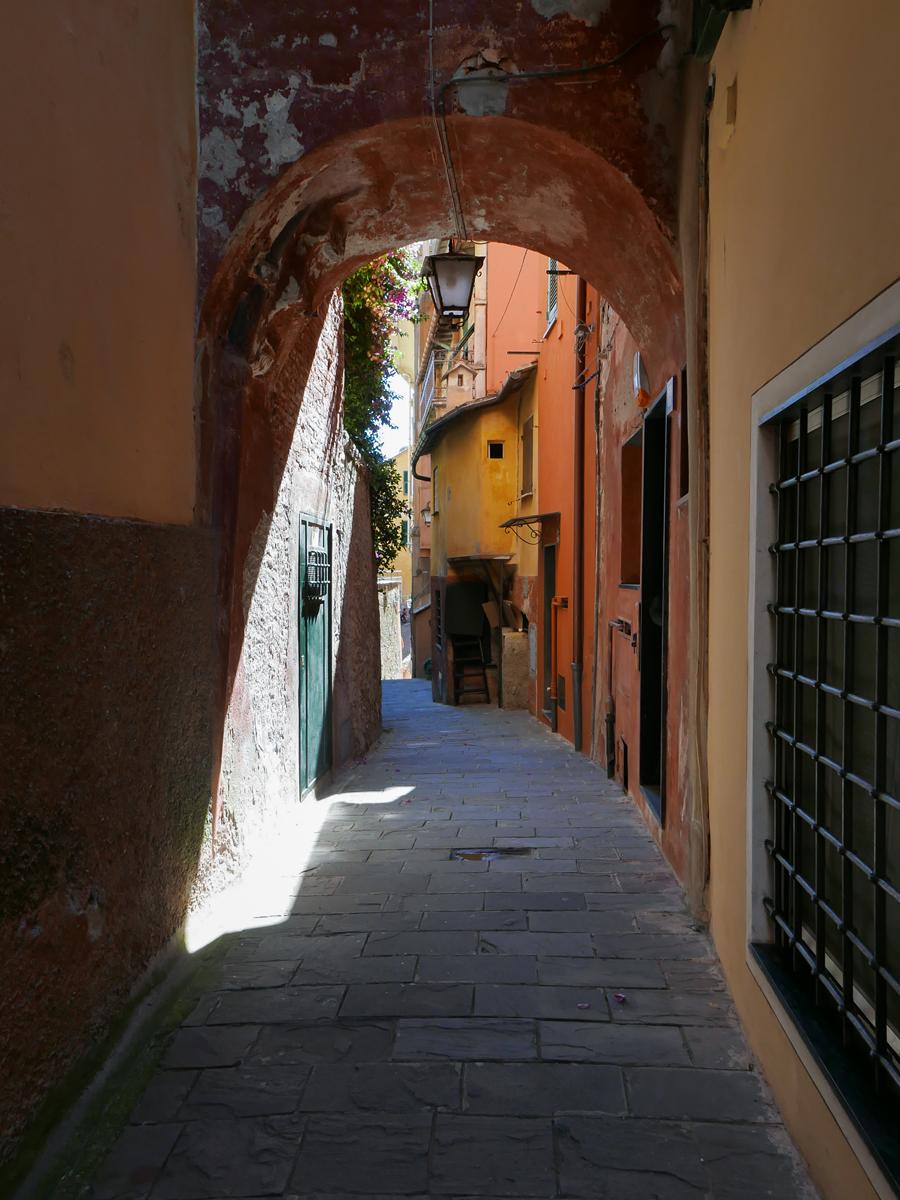 Street in Portofino Italy, alketamisja photography 2016