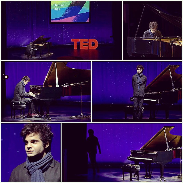 Usman @ TED Vancouver 2015