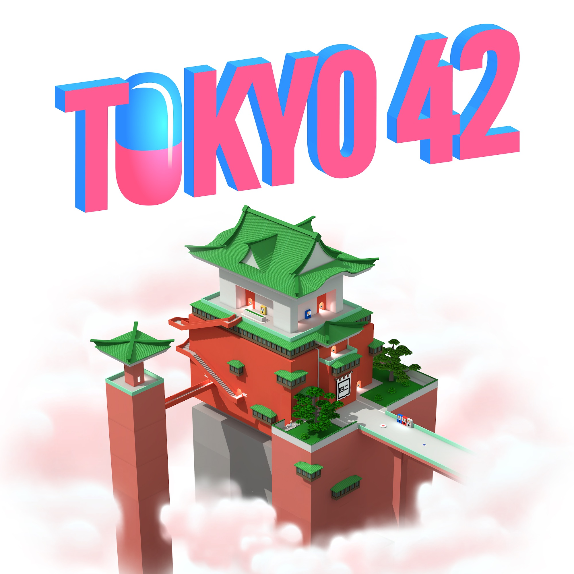 Tokyo 42 - Part I [Original Game Soundtrack] by Beat Vince _ Artwork.jpg