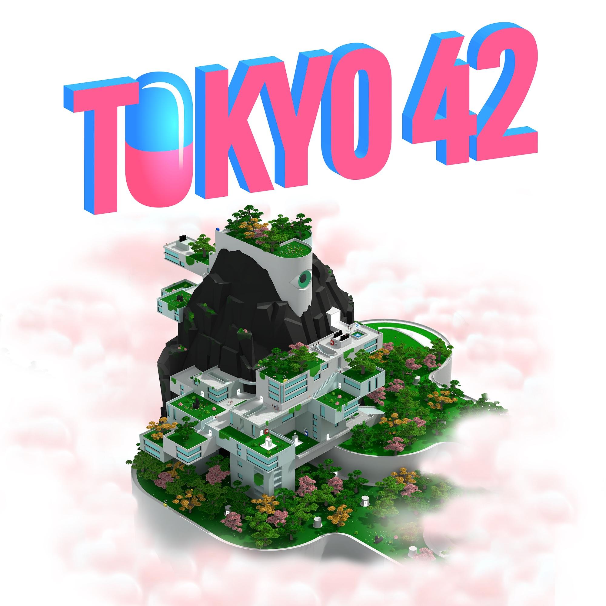 Tokyo 42 - Part II [Original Game Soundtrack] by Beat Vince _ Artwork.jpg
