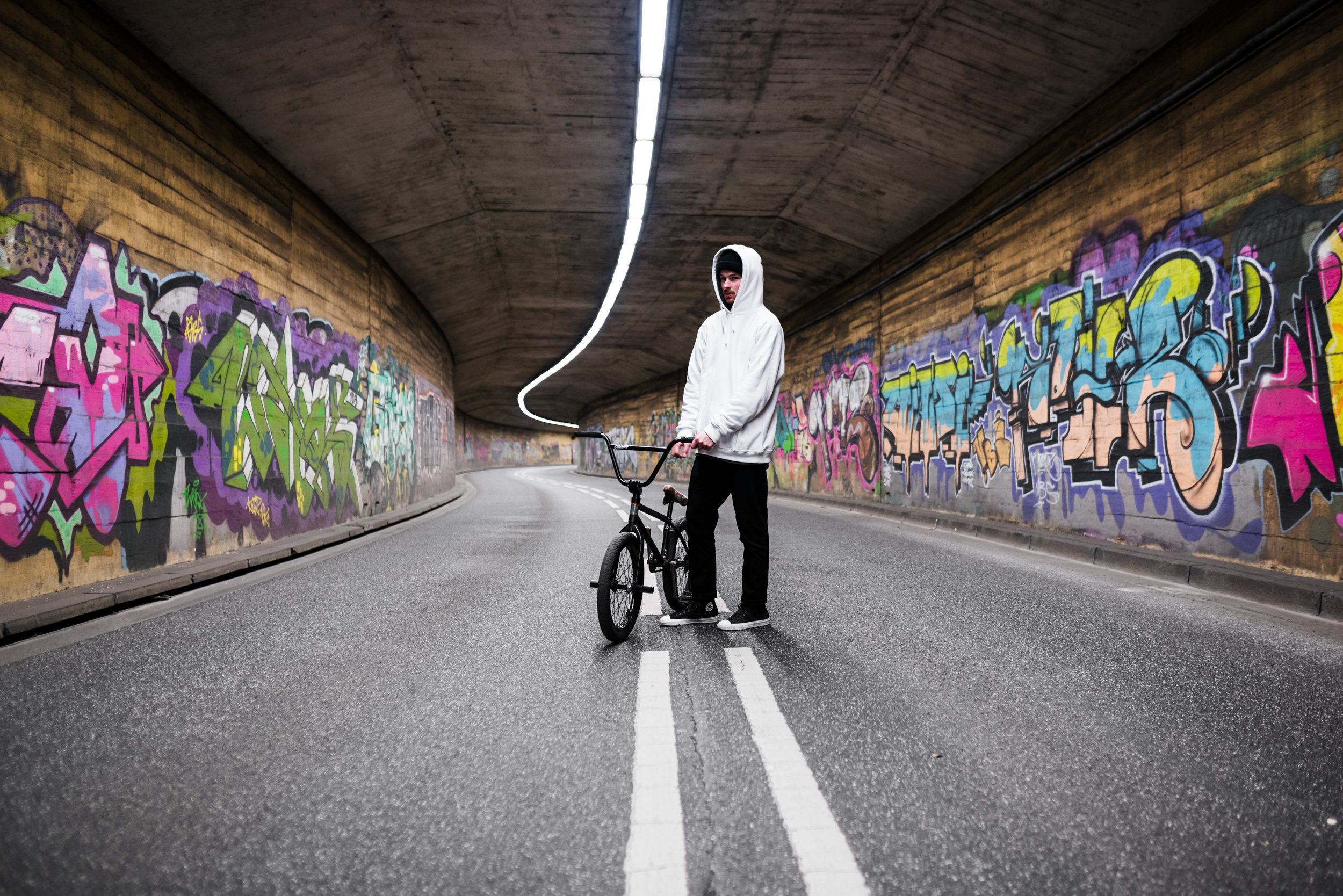PERSONAL: TUNNEL VISION WITH TORBEN