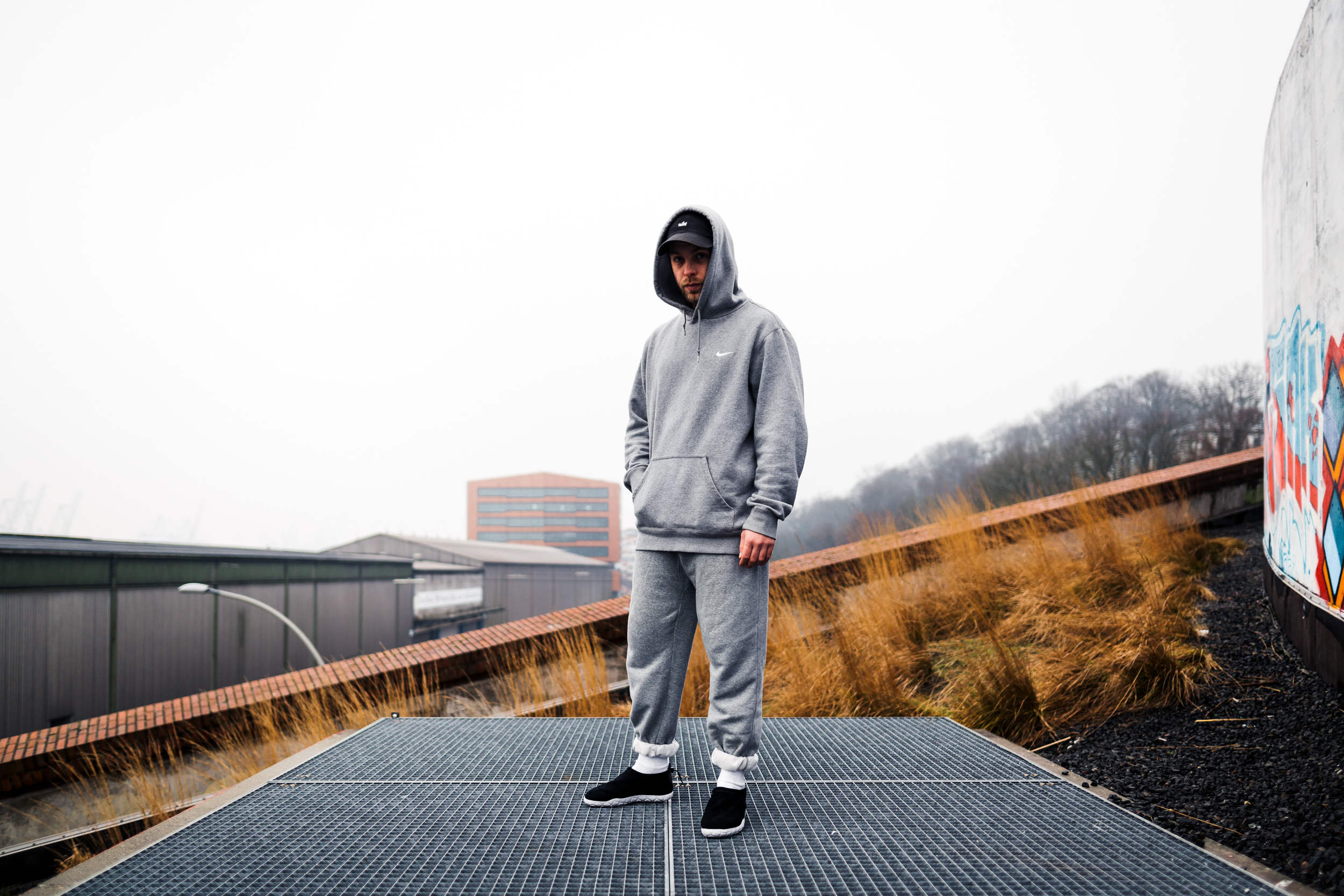 PERSONAL: COZY TRACKSUIT WITH MAIK