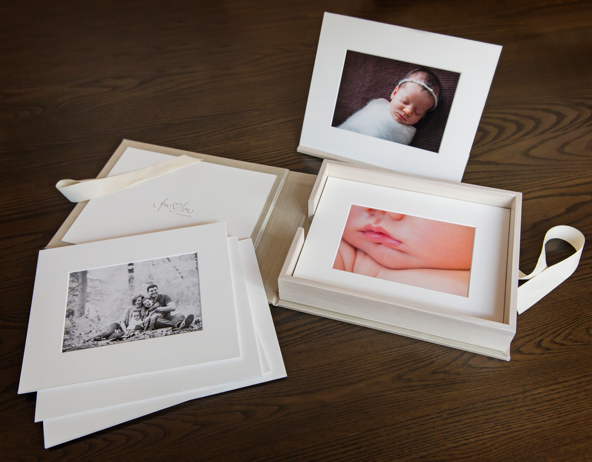 Fun Love's Portrait Box - change up your display image every day!