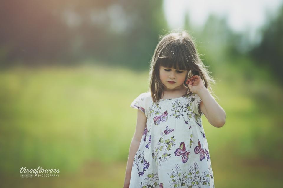Three Flowers Photography Essex Lifestyle Photographer Summer Meadow Portrait