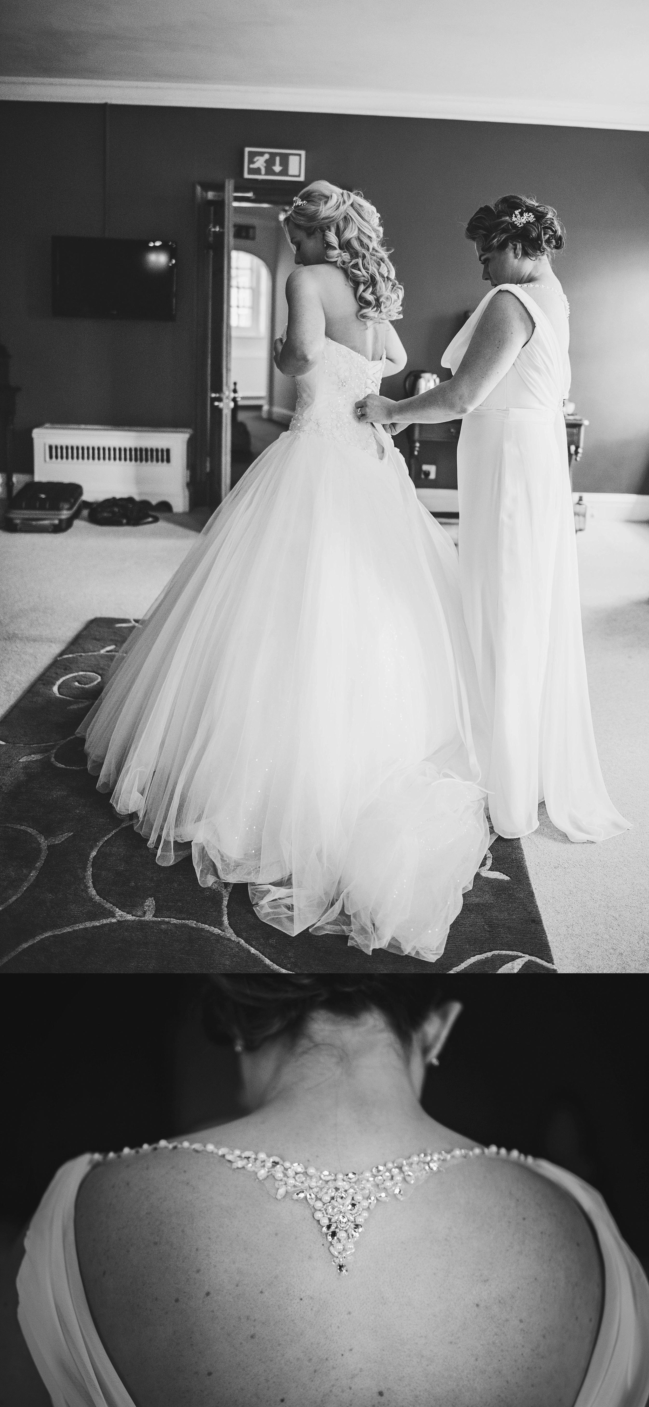 Spring Wedding Parklands Quendon Park Essense Designs Essex UK Documentary Wedding Photographer