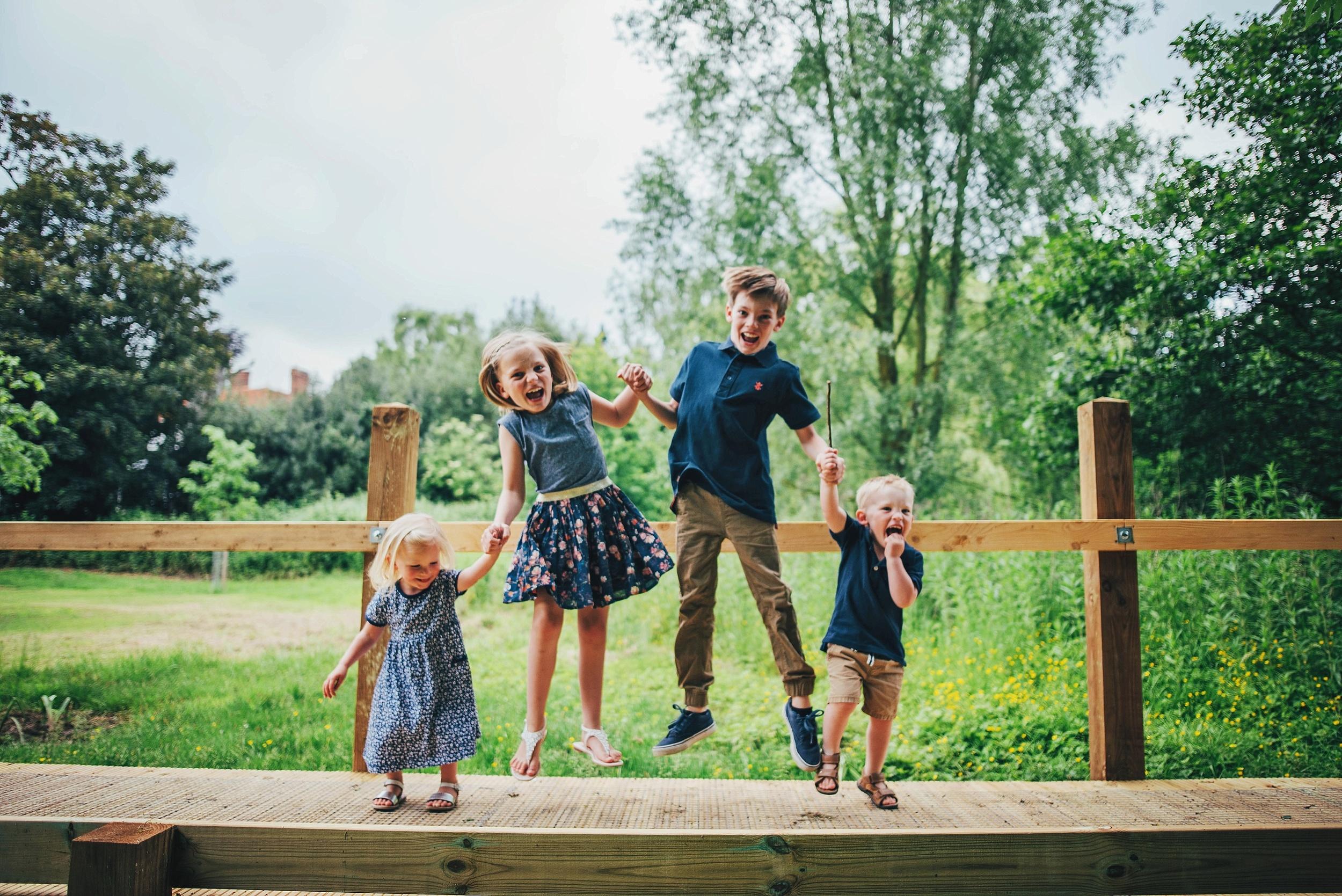Evening Summer Family Portrait Shoot Braintree Essex UK Documentary Portrait and Lifestyle Photographer