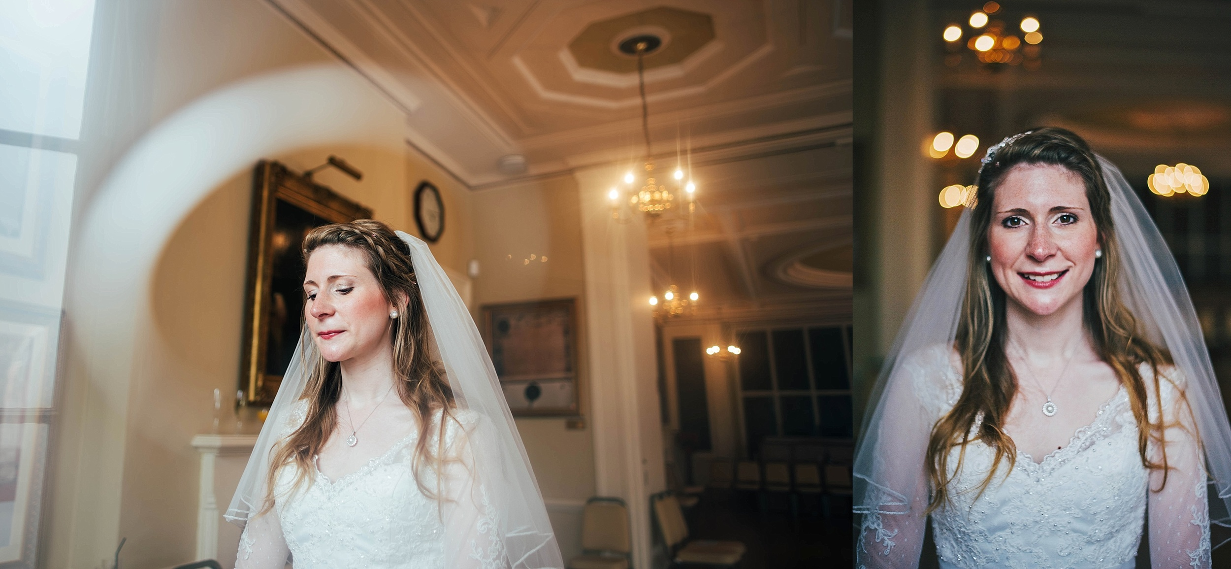 Traditional Wedding at Shakespeare's Church Stratford Upon Avon Town Hall Bride wears Charlotte Balbier Essex UK Documentary Wedding Photographer