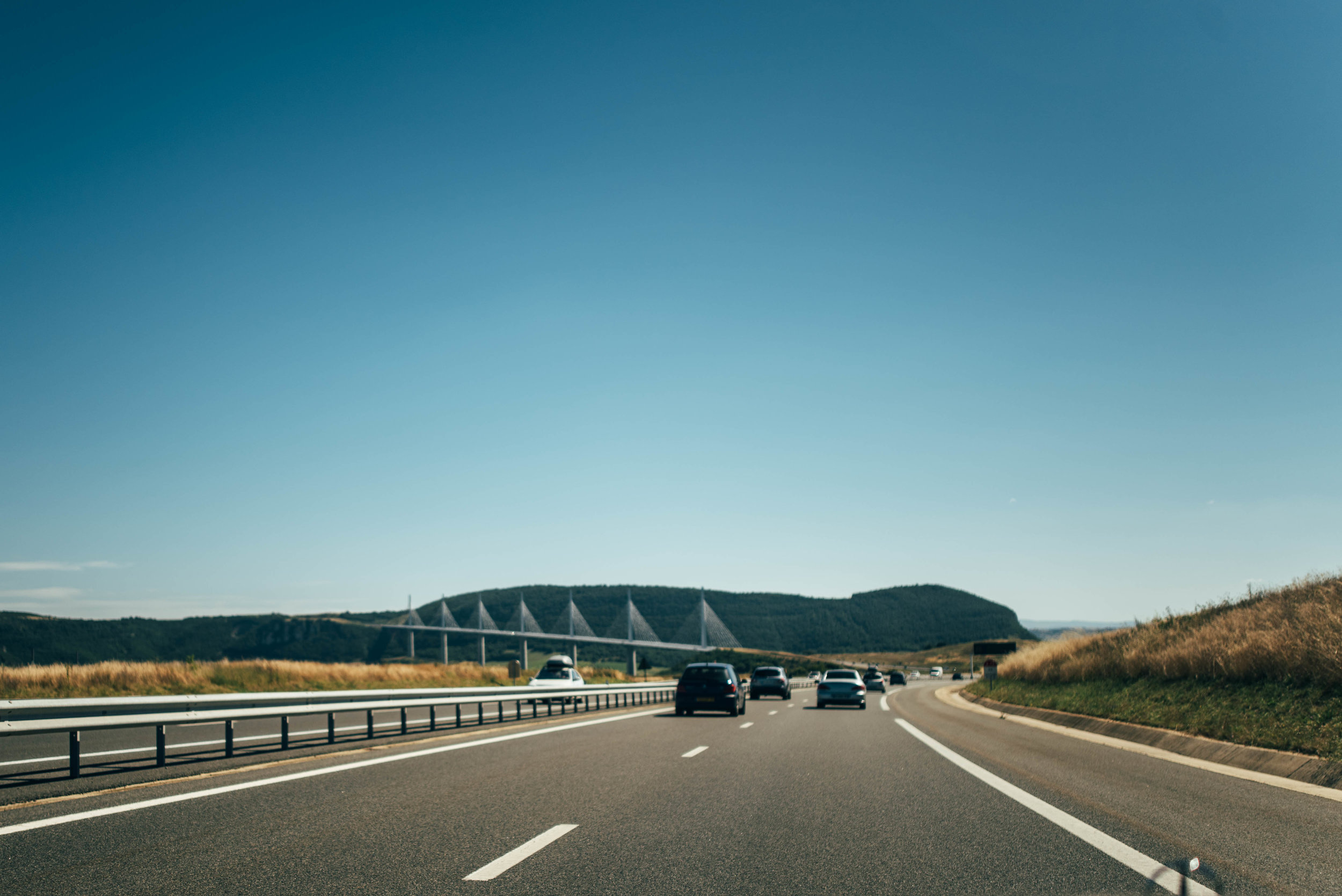 The Millau Viaduct Southern France Essex UK Documentary Photographer
