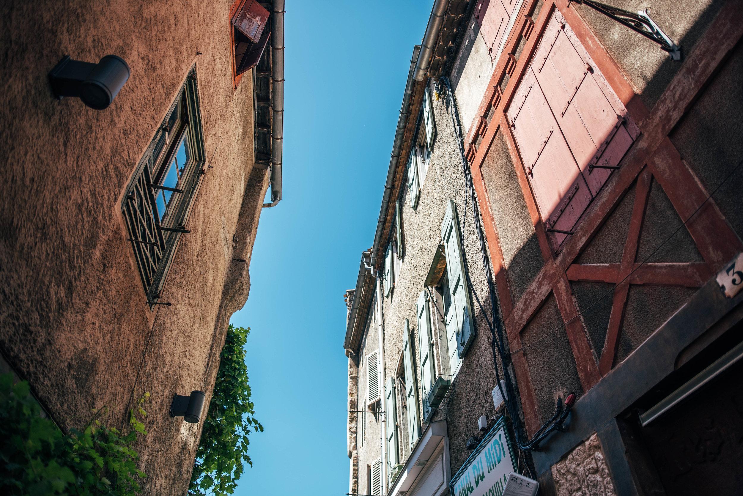 Carcassonne Citadel France Essex UK Documentary Photographer