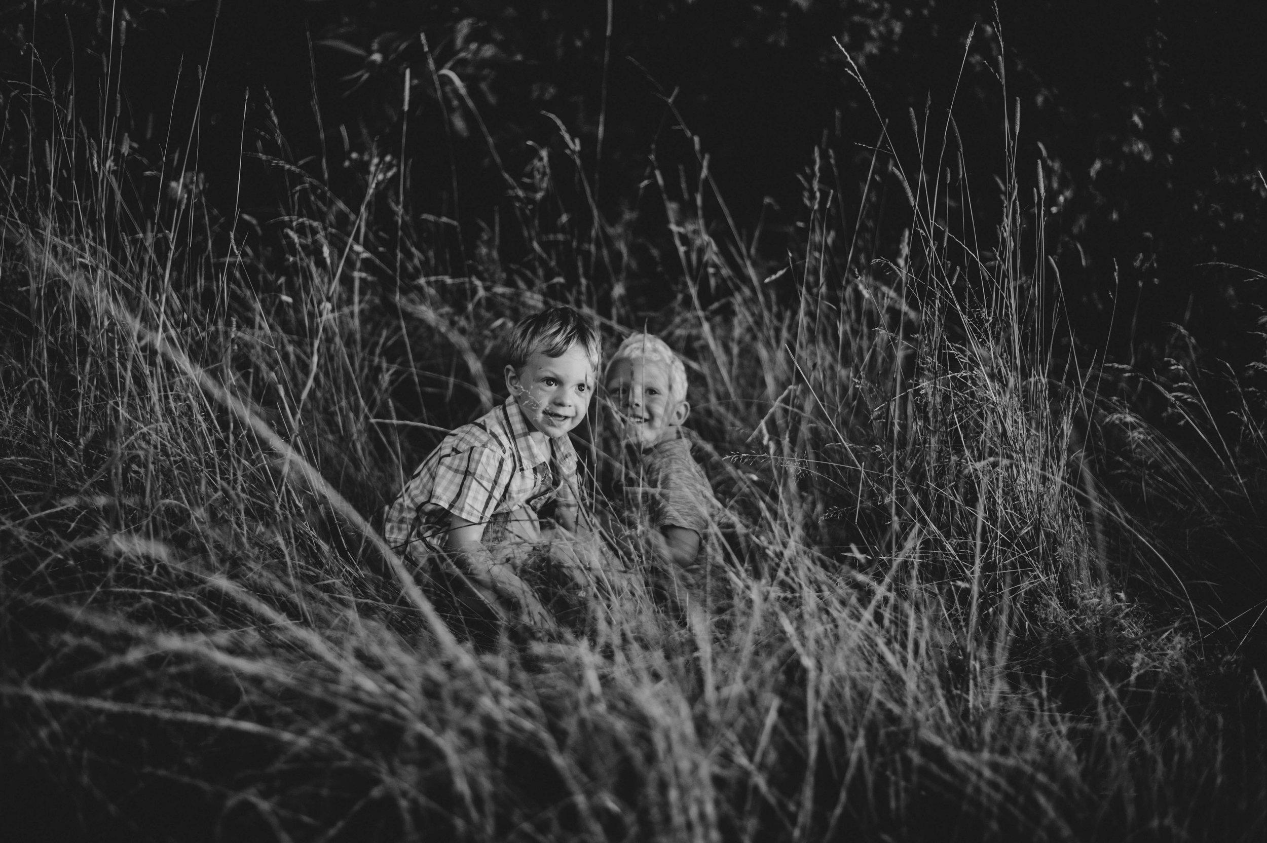 Sunset Golden Hour Summer Family Lifestyle Shoot Essex UK Documentary Portrait Photographer