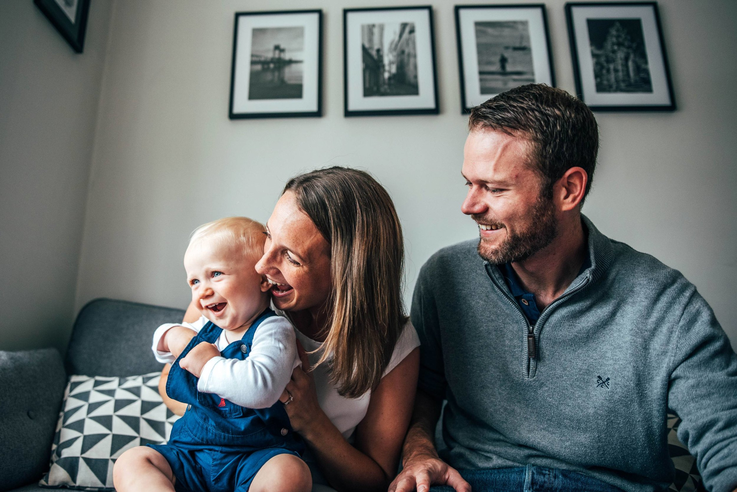 At Home Lifestyle Family Session Essex Documentary Wedding Photographer