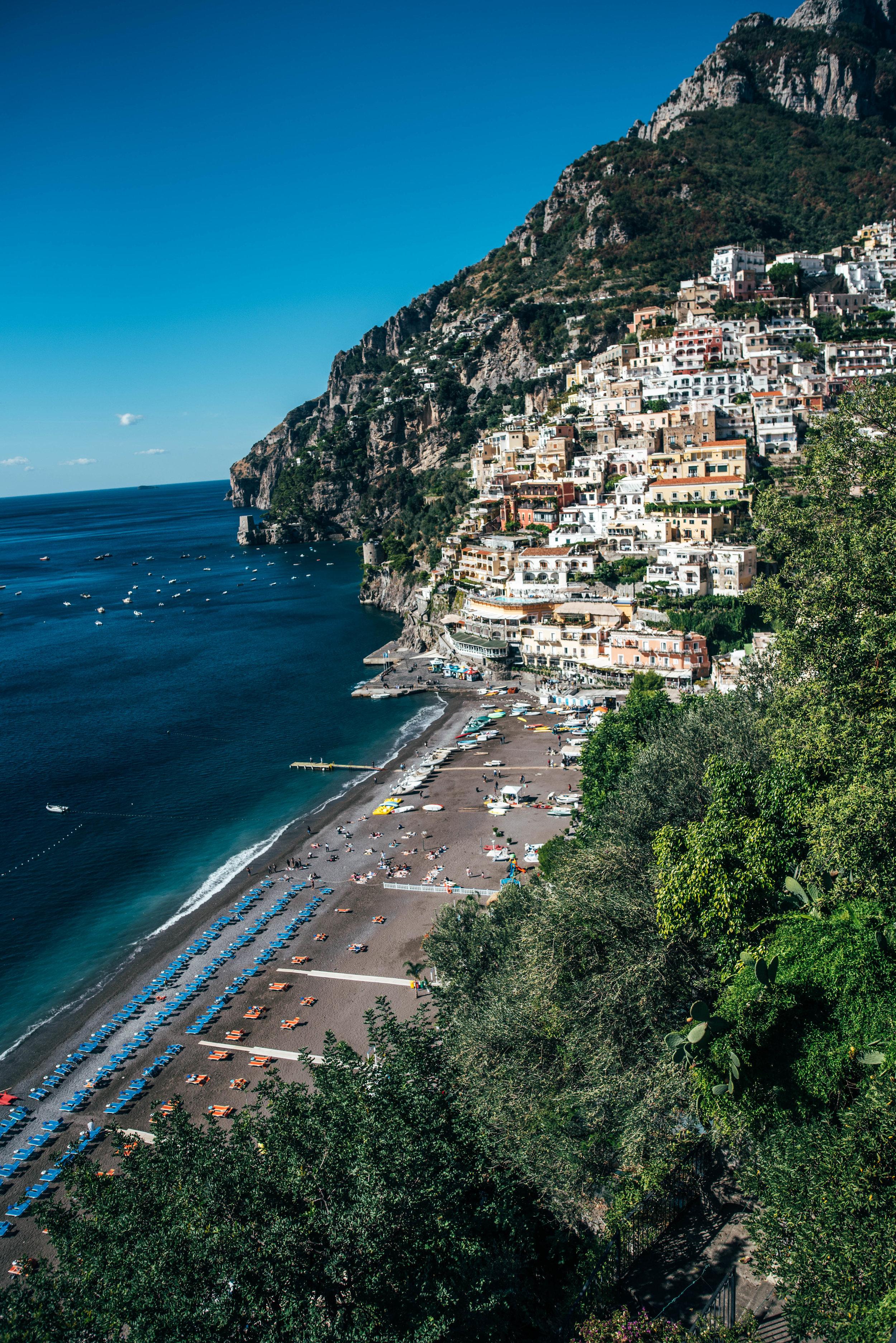 Positano Italy UK Essex Documentary Wedding Photographer