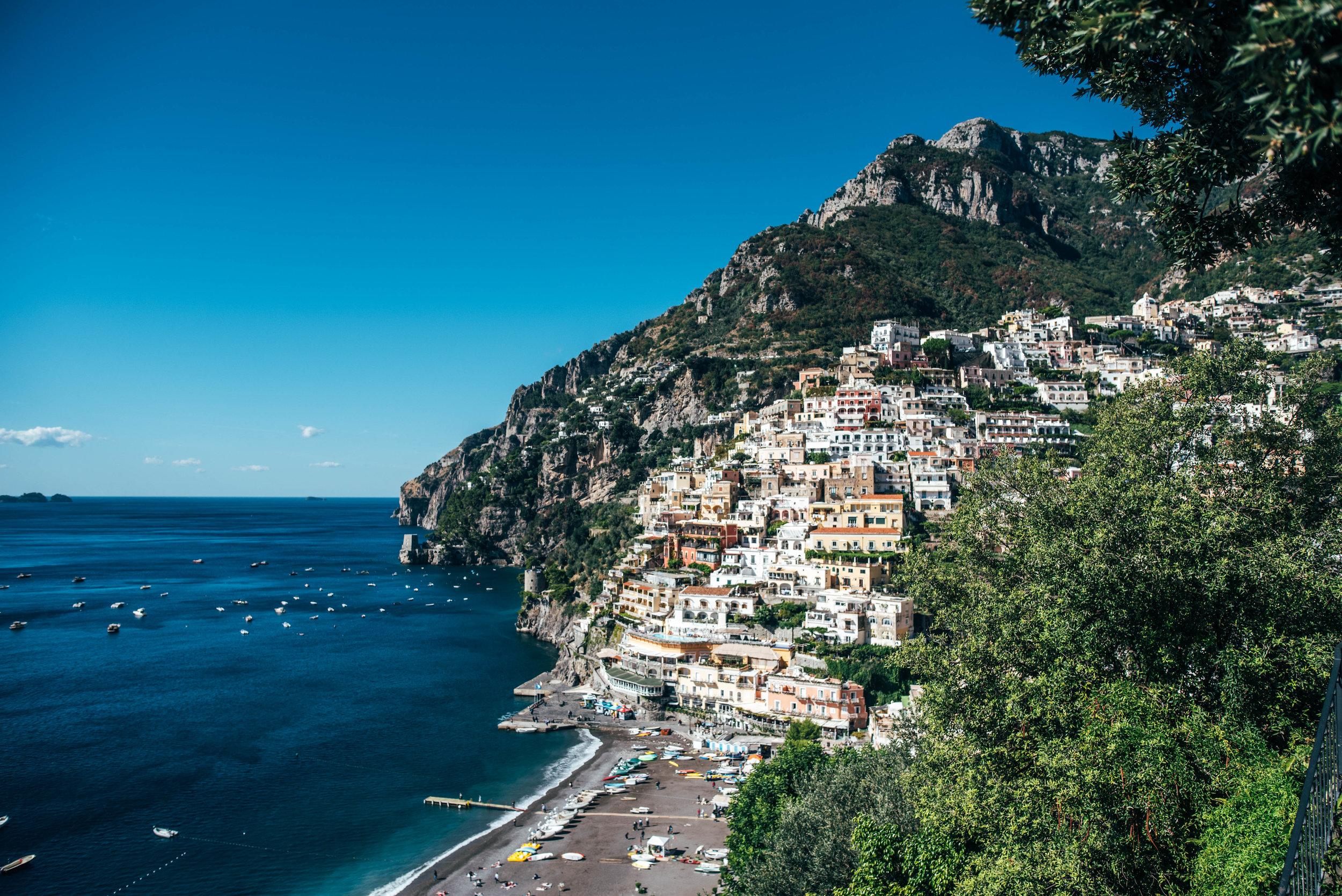 Positano Italy Essex UK Documentary Wedding Travel Photographer