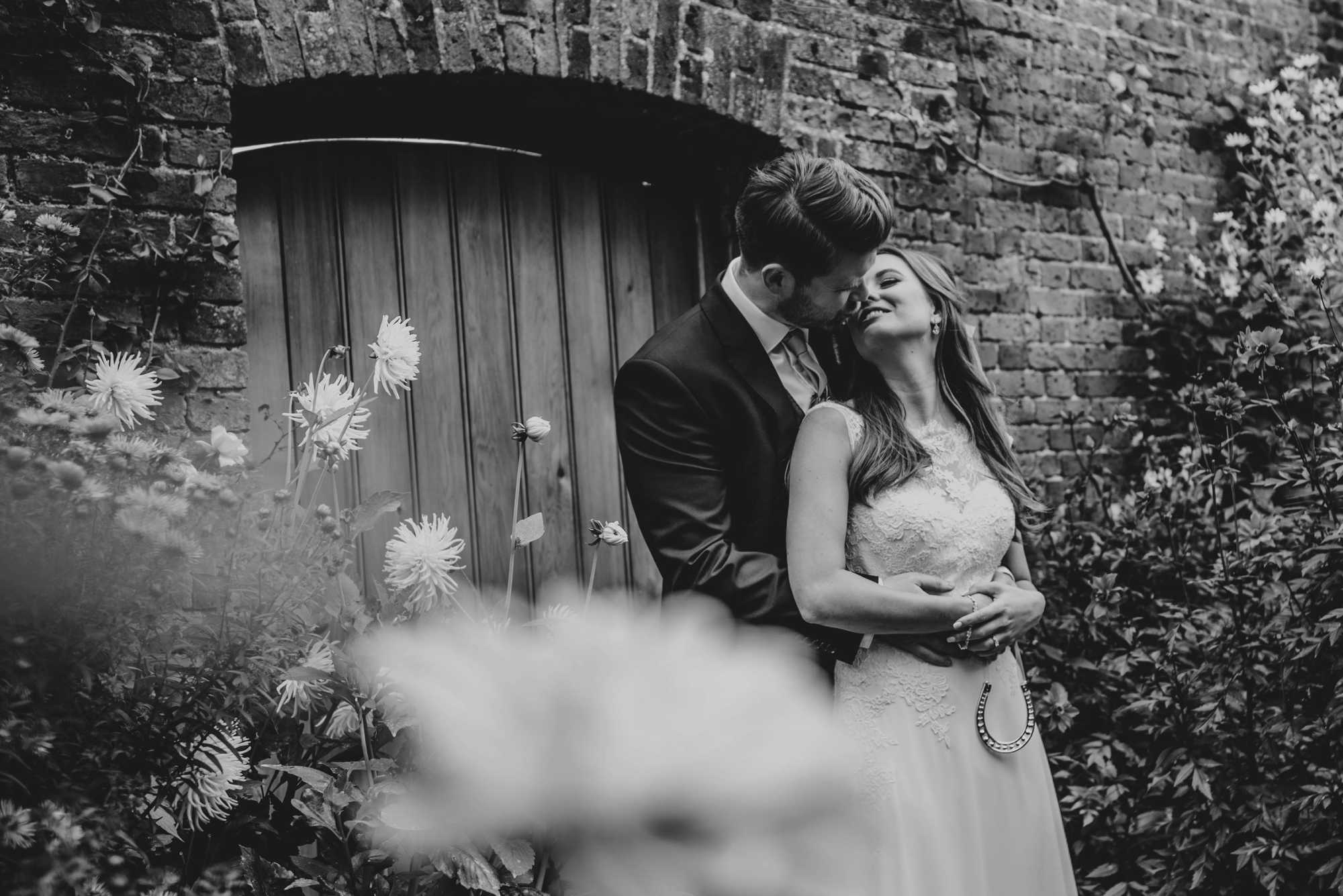 Rustic Barn Wedding with Contemporary twist at Blake Hall. Bride wears Pronovias. Essex Documentary Wedding Photographer