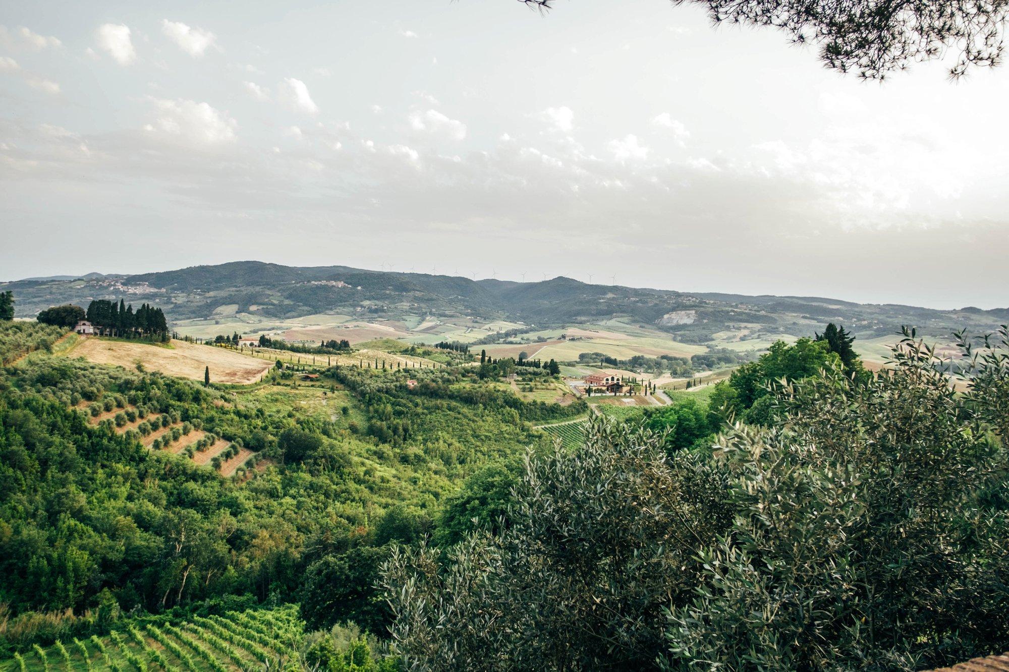 Tuscan Countryside Essex Documentary Travel Family Wedding Photographer