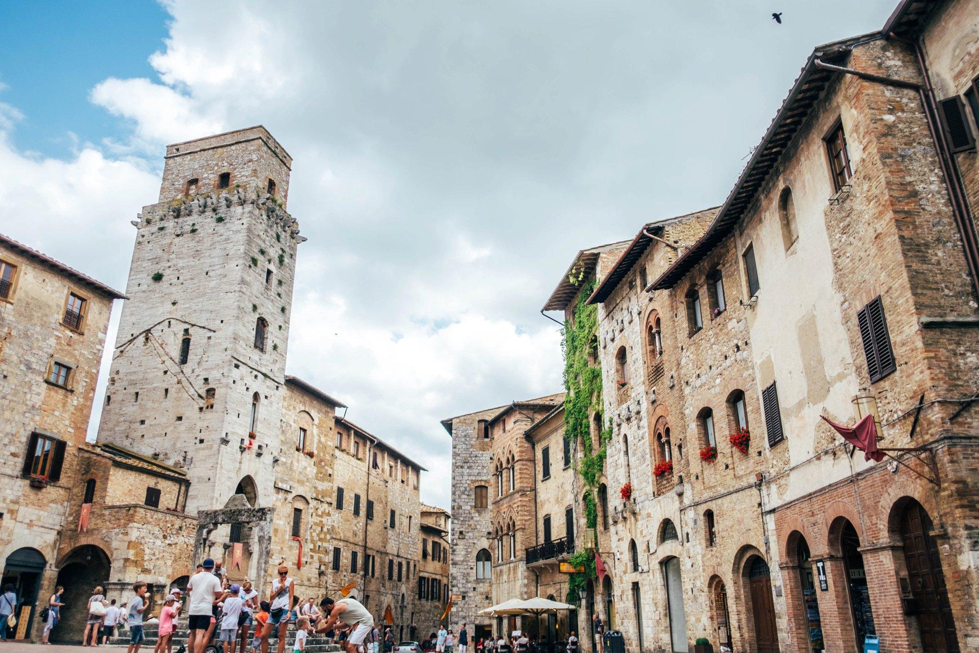 St Gimignano Tuscany Essex Documentary Travel Photographer