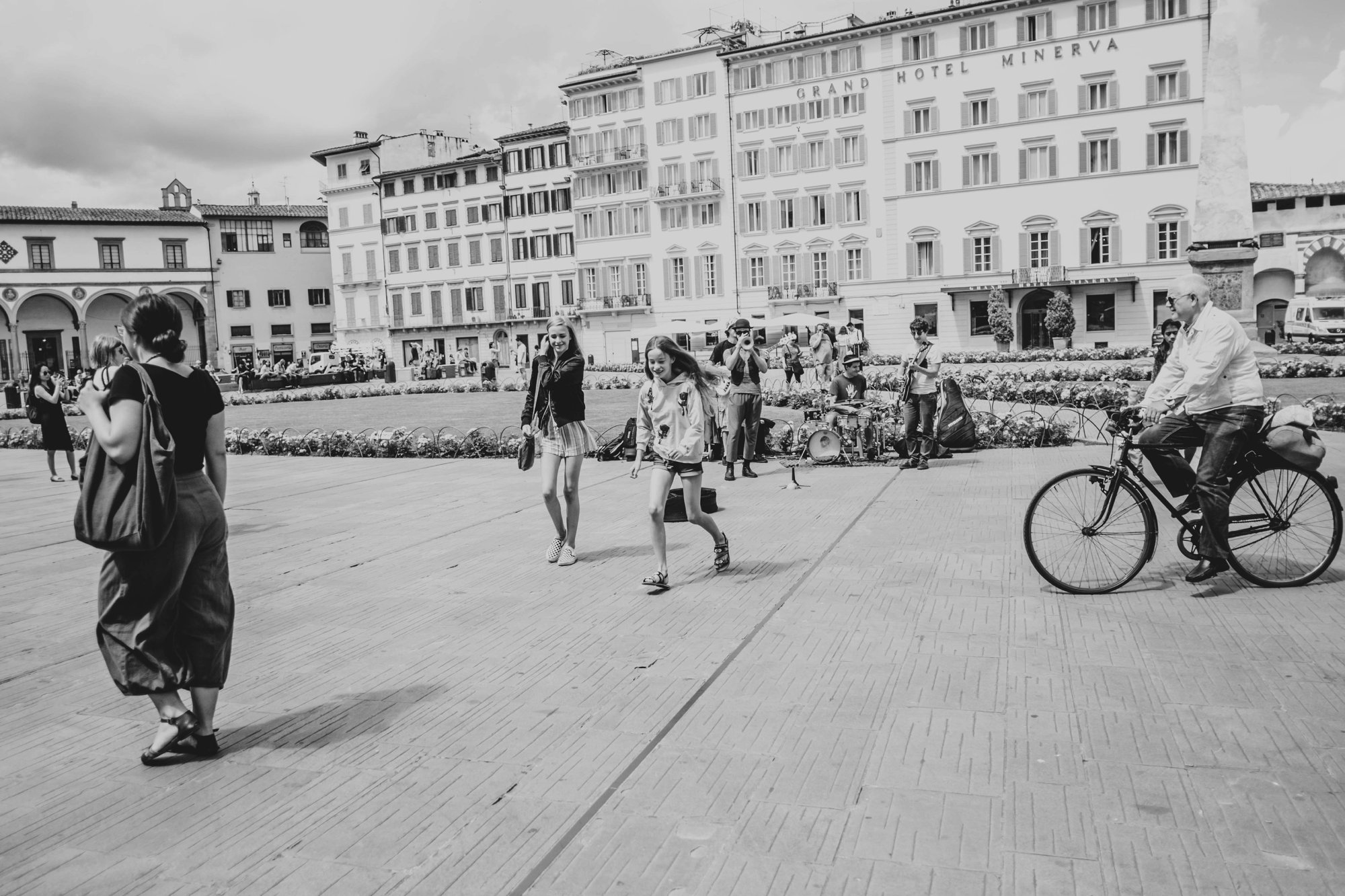 Florence Italy Streets Essex Documentary Wedding Travel Photographer