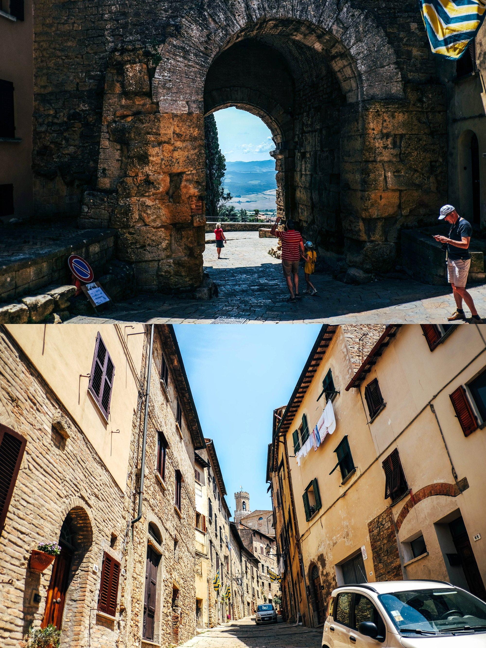 Streets of Volterra Tuscany Essex Documentary Travel Photographer