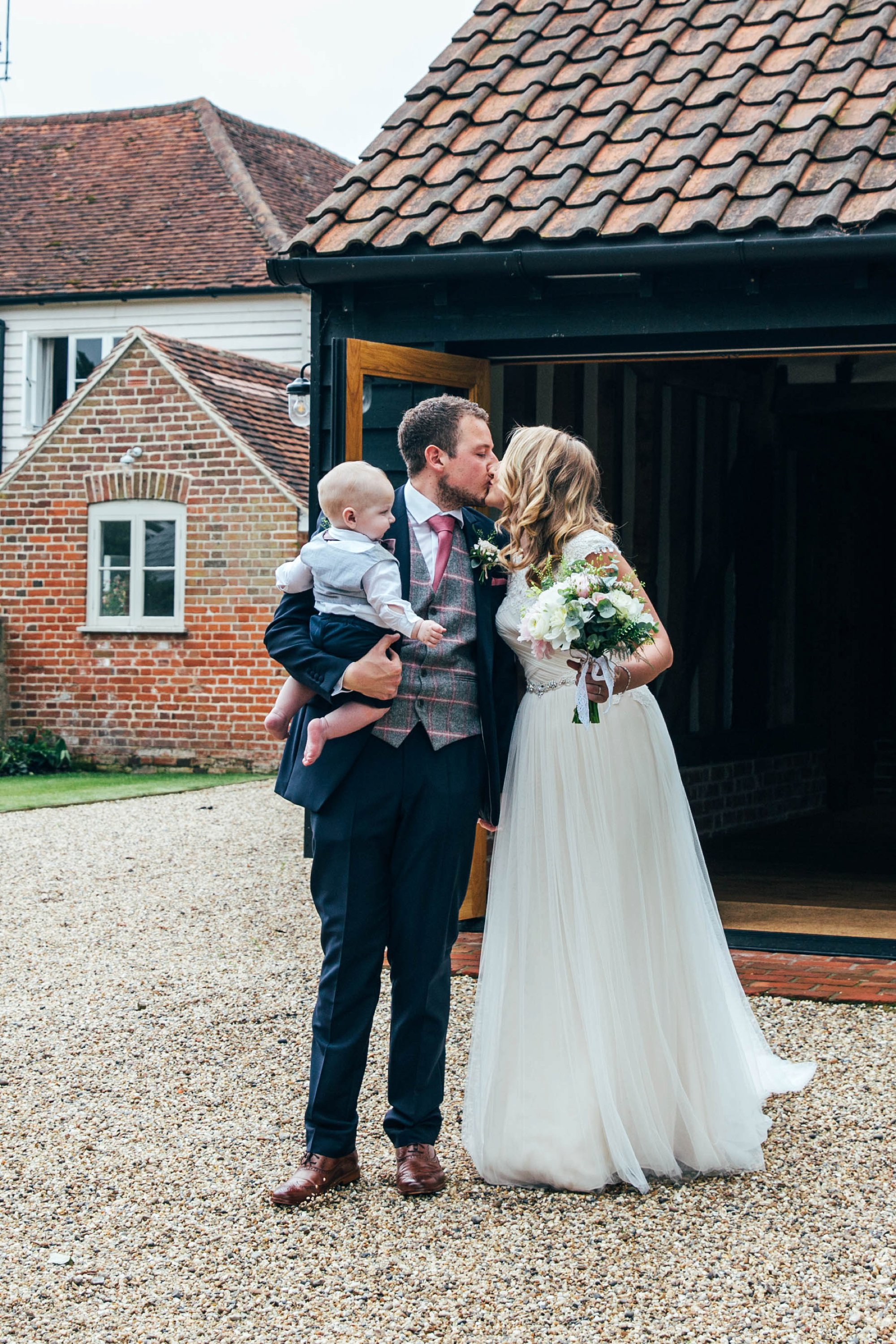 Blush Pink Spring Barn Wedding Blake Hall Essex. Bride wears Maggie Sottero, Essex Documentary Wedding Photographer