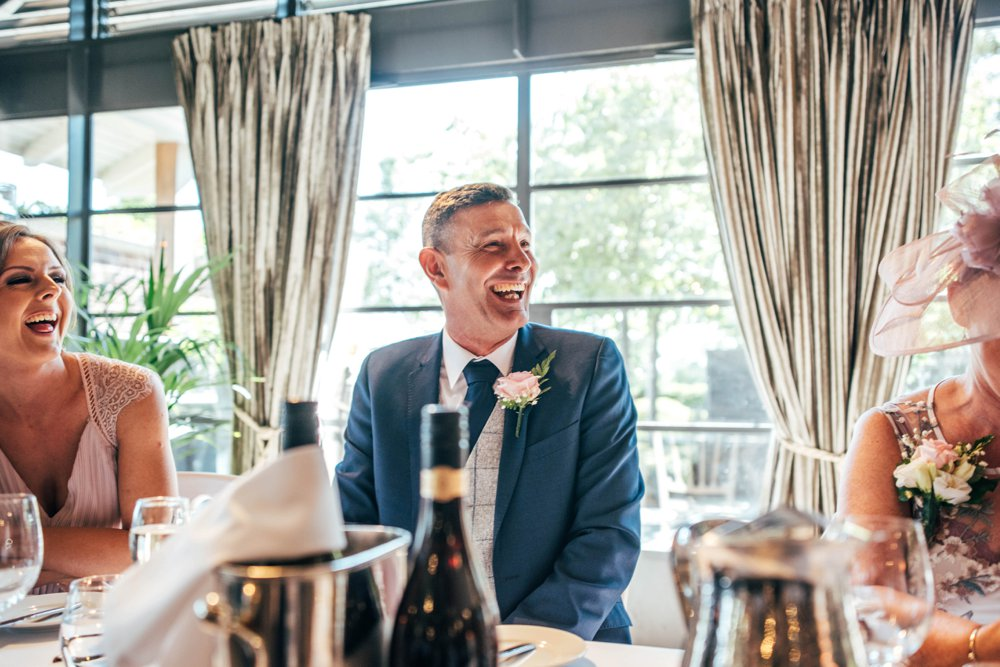 Sam & Liam, Whites & Light Pinks for an Essex Hipster Pub Wedding at The Lion Inn, Boreham. Essex Documentary Wedding Photographer. Three Flowers Photography.