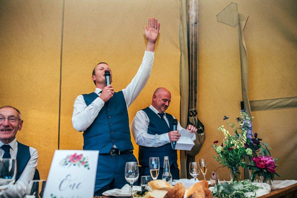 Lush Vibrant Mid-Summer Festival Wedding in Brides parents back garden with Tipis, Fire Pit, Ice Cream Van. Essex Documentary Wedding