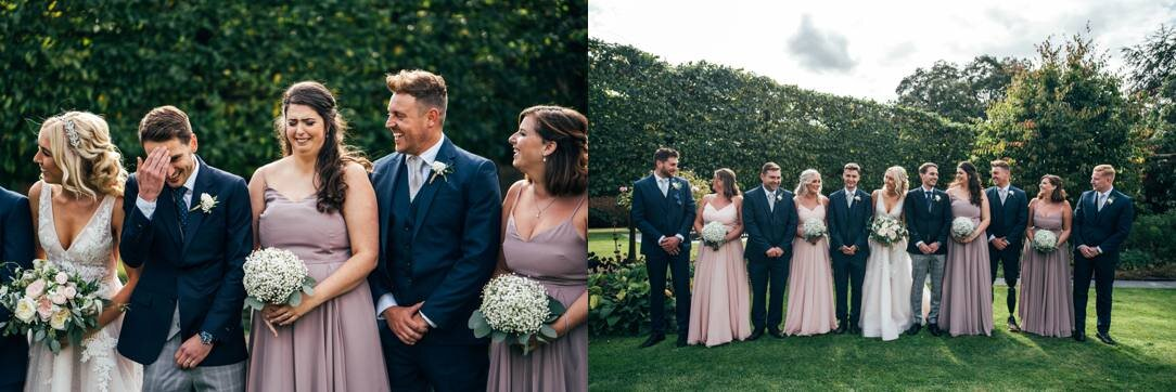 Autumn Elegance with a pink & lilac colour palette for a Braxted Park Wedding. Essex Documentary Wedding Photographer.