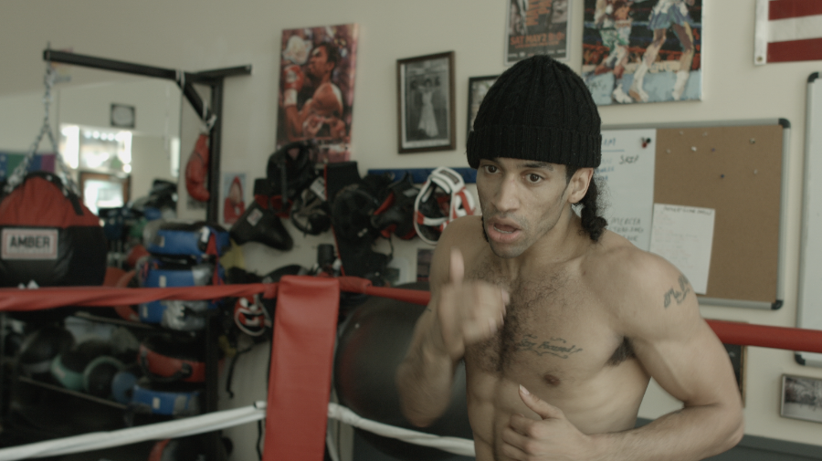Directed a short doc-narrative piece at Arcaro Boxing. This dude sweat on me and it was pretty cool May 2016